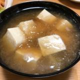 豆腐のみぞれ汁