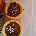 3歳の娘と作る!危なくないチョコタルト