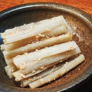 たたきごぼうの作り方!味付けは麺つゆで完璧