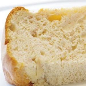シークァーサーの米粉シフォンケーキ