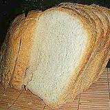 ビール酵母で ノンシュガー食パン