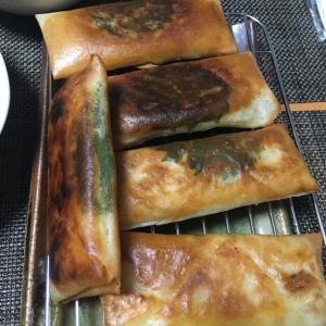 ツナマヨ玉ねぎ大葉チーズ春巻
