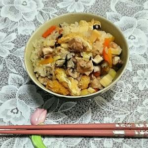 鶏もも肉の炊き込みご飯黄金レシピ