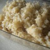 圧力なべ要らずの玄米の炊き方