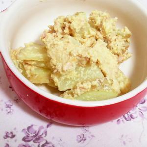 レンジで簡単作りおき♪おからとツナでポテトサラダ