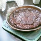 大人のほろにがチョコレートケーキ珈琲風味