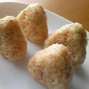 おにぎり☆ツナの味噌マヨ
