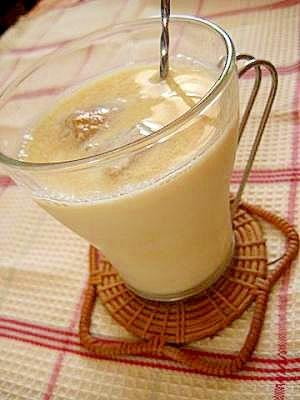 さっぱりとろ~り★豆乳梅酒のヨーグルト風ドリンク