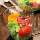 タコと野菜のマリネ