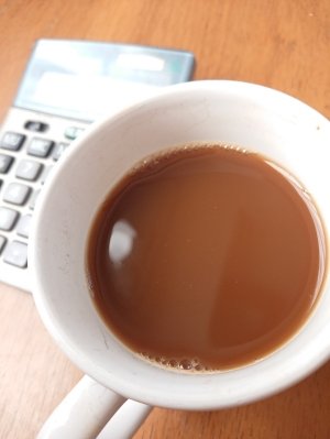 チョコっとコーヒー
