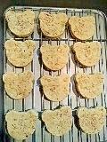スイートポテト風クッキー。