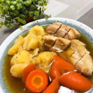 炊飯器で黒胡椒香る柔らか煮豚♩
