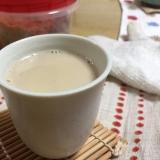 ほうじ茶チャイ