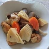 鶏肉と野菜のごった煮