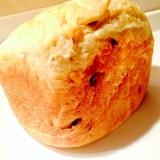離乳食☆ホエーと栗とレーズン入りのヨーグルトパン