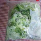 ゴーヤーの冷凍保存方法