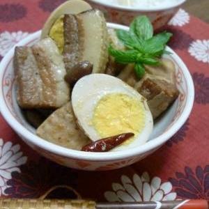 ベトナムおかず 豚角煮 ThitKhoTrung