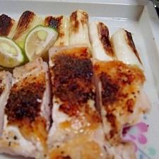 和食★鶏肉のスパイスグリル