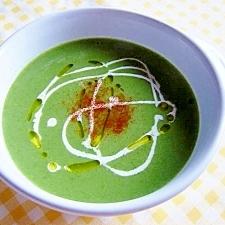ビタミンたっぷり小松菜のスープ
