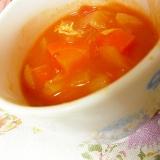 にんじんと玉ねぎのトマト煮