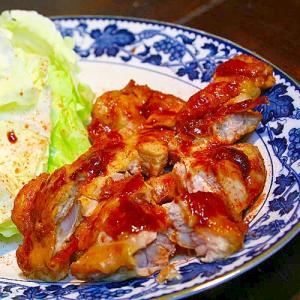 鶏のたまり醤油焼き