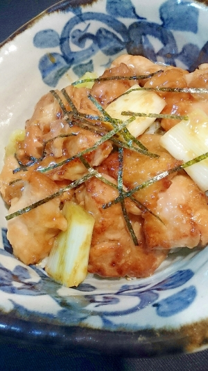 焼き鳥寿司どんぶり