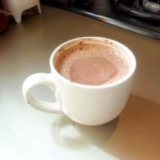 濃厚!チョコレートドリンク(ホット)