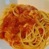 モッツァレラの激うまトマトパスタ
