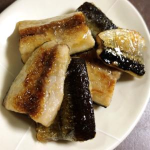 秋刀魚の甘酢焼き
