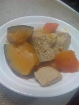 お豆腐を湯葉のように変身させます!