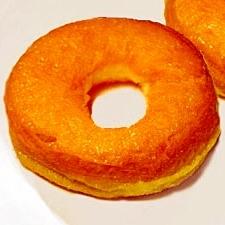簡単★ホットケーキの素で作るシンプルドーナツ