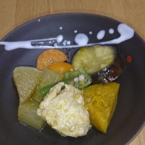 母直伝☆とり肉と野菜の煮物