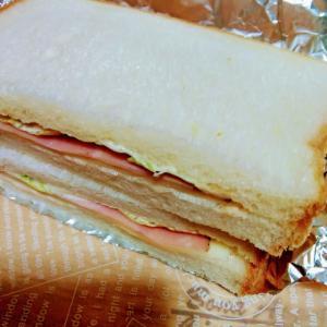 簡単♪タルタルソースのサンドイッチ