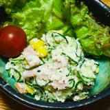 卯の花 de サラダ