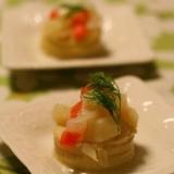 タケノコのオリーブオイル煮