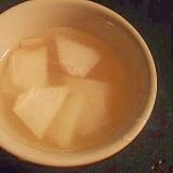 ウェイパーで♪ 冬瓜とベーコン★シンプル中華スープ