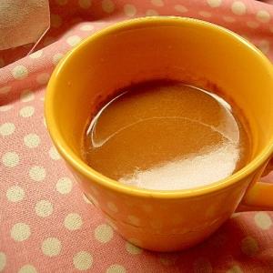 受験勉強に胡椒コーヒー