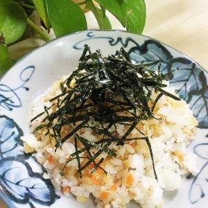 残った切り干し大根の活用法→まぜ寿司に。