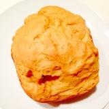 離乳食☆人参とご飯入りのパン