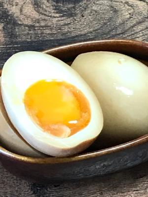 にんにく醤油で作る☆★極うまな半熟煮卵