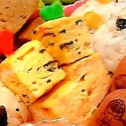 お弁当に♪海苔とチーズの卵焼き★