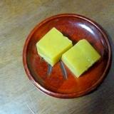 簡単美味しい芋ようかん