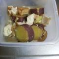 ちっと甘めの箸休め~さつま芋と厚揚げの煮物
