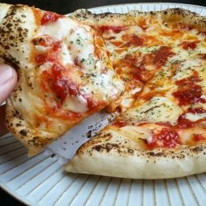 本格的!もちもち美味しいピザ生地♥