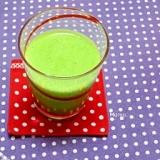 小松菜と極早生の青汁
