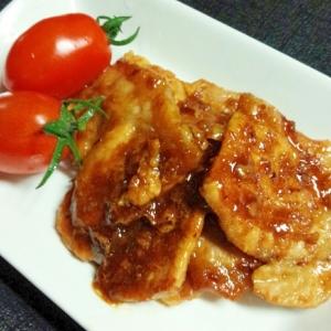 ご飯がすすむ☆豚生姜焼き