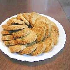 ホロホロした食感 ピスタチオのクッキー