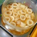 レンジで簡単☆バナナ酢