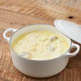 [ル・クルーゼ公式] 豆腐チーズクリームスープ