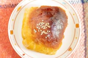 ホームベーカリー de パンプキンのちぎりパン